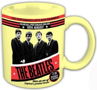 The Beatles - 1962 Port Sunlight: 12 oz. Ceramic
