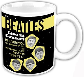 1962 Live in Concert: 12 oz. Ceramic Mug