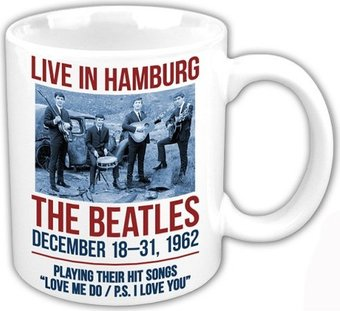 The Beatles - 1962 Hamburg: 12 oz. Ceramic Mug