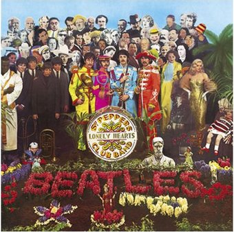 Sgt. Peppers: Album Cover Greeting Card