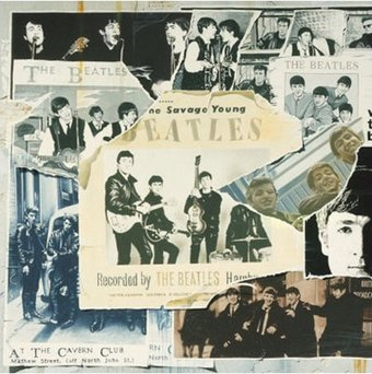 Anthology 1: Album Cover Greeting Card