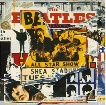 The Beatles - Anthology 2: Album Cover Greeting