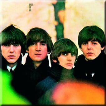 The Beatles - Beatles For Sale: Album Cover Magnet