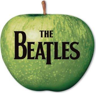 The Beatles - Apple Logo: Mouse Pad