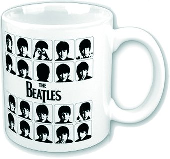 The Beatles - A Hard Day's Night: Graphic 12 oz.