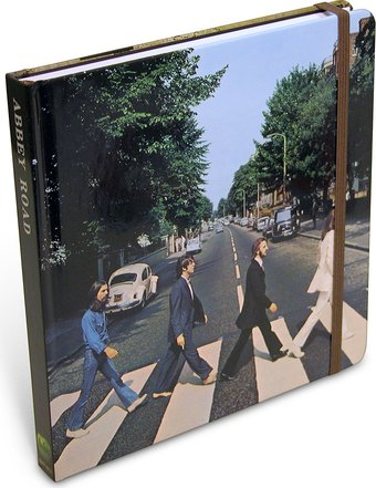 The Beatles - Abbey Road: Album Cover Notebook