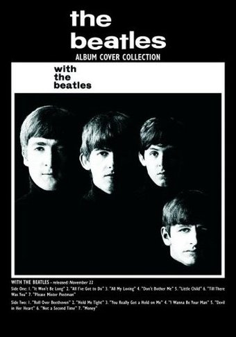 With The Beatles: Album Cover Post Card