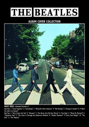 Abbey Road: Album Cover Post Card