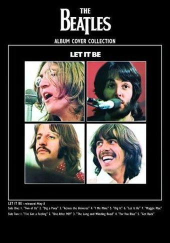 Let It Be: Album Cover Post Card