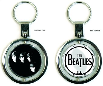 The Beatles - With The Beatles: Spinner Keychain