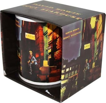 Ziggy Stardust 12 oz. Boxed Mug