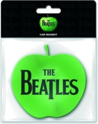 Beatles on Apple: Car Magnet