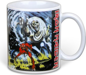 The Number of the Beast 11 oz. Boxed Mug