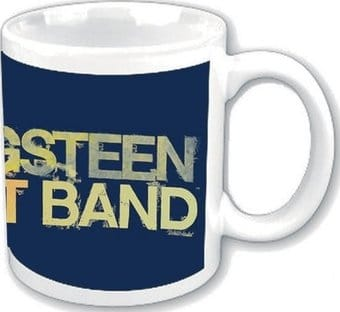 Bruce Springsteen - Yellow Logo 11 oz. Mug
