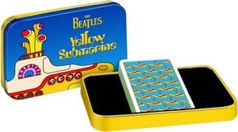Yellow Submarine: Playing Cards In Tin Gift Box