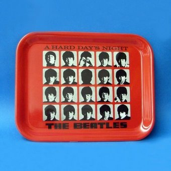 The Beatles - A Hard Day's Night: Tray