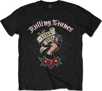 Rolling Stones - Miss You T-Shirt