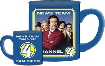 Anchorman - 14 oz. Ceramic Mug