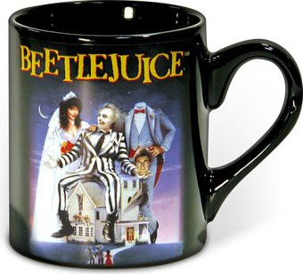 Beetlejuice - 14 oz Ceramic Mug
