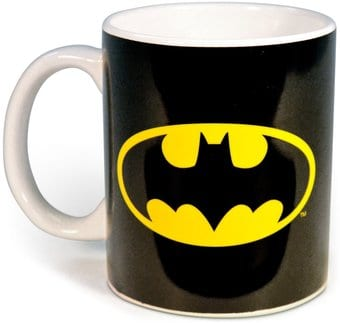 DC Comics - Batman - Logo - 12 oz. Ceramic Mug