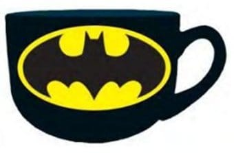 DC Comics - Batman - Logo - 24 oz. Ceramic Soup