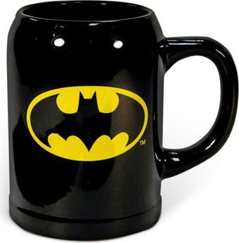 Batman - Logo - 22 oz. Ceramic Stein
