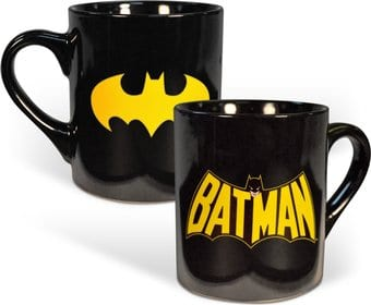 DC Comics - Batman - Logo - 14 oz. Ceramic Mug