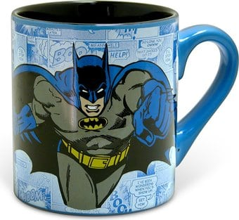 DC Comics - Batman - Action - 14 oz. Ceramic Mug