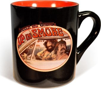 Up In Smoke: 14 oz. Ceramic Mug
