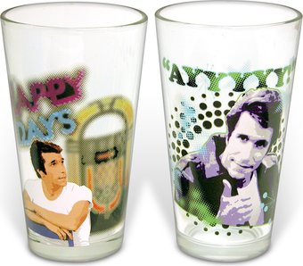 Happy Days - 2-Piece Pint Glass Set