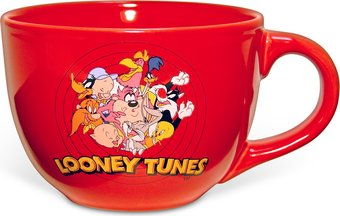 Looney Tunes - 24 oz Ceramic Soup Mug