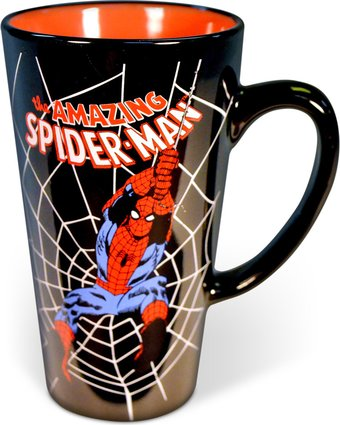 Marvel Comics - Spiderman Black Web: Tall Latte