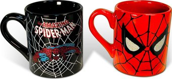 Marvel Comics - Spiderman - 2 Piece 14 oz.