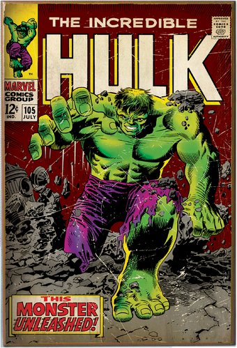Marvel Comics - The Incredible Hulk - Unleashed