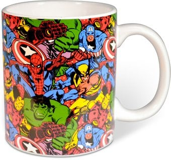 Marvel Comics - Group Shot Boxed 12 oz. Ceramic