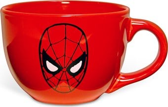 Spiderman - Mask: 24 oz. Ceramic Soup Mug