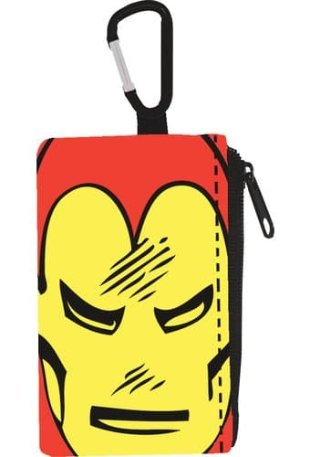 Marvel Comics - Iron Man - Coin and Card Case