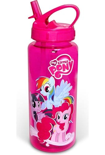 My Little Pony - Purple Ponies 750ml Tritan Water