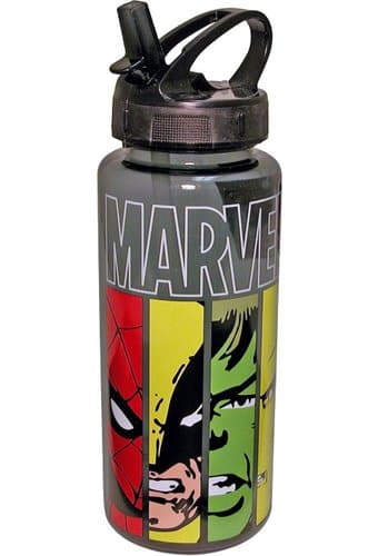 Marvel Comics - Character Faces: 25 oz. Tritan