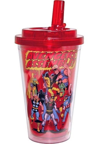 Marvel Comics - Avengers - Assemble 16 oz.