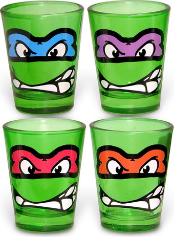 Teenage Mutant Ninja Turtles - Growl Face: