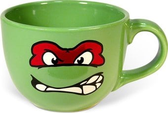Teenage Mutant Ninja Turtles - 24 oz. Red Ceramic