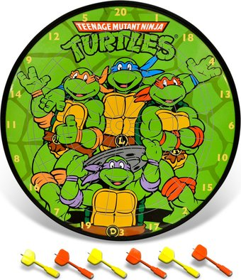 Teenage Mutant Ninja Turtles - Characters: 14.5""