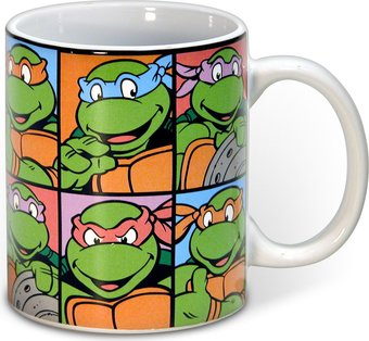 Teenage Mutant Ninja Turtles - Grid: 14 oz.