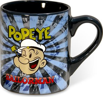 The Sailor Man: 14 oz. Ceramic Mug