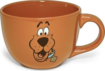 Scooby Doo - Face 24 oz. Ceramic Soup Mug