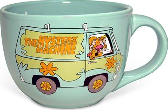 Scooby Doo - Mystery Machine 24 oz. Ceramic Soup