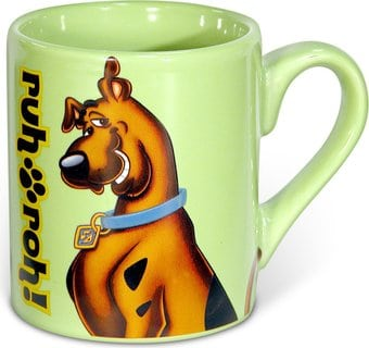 Scooby Doo - 14 oz Ceramic Mug