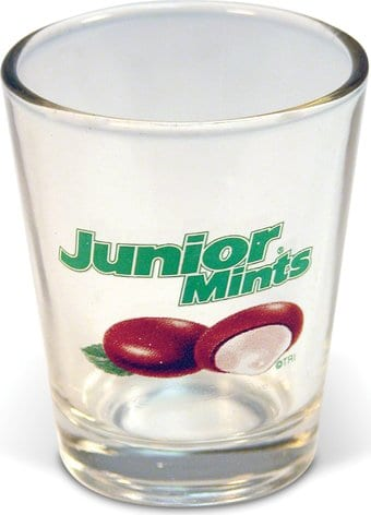 Junior Mints - Shot Glass