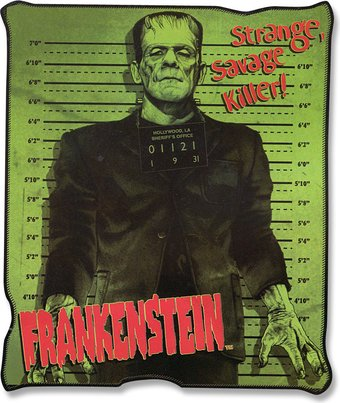 Frankenstein - Universal Monsters Micro-Plush 50""